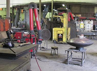 Industrial Valves Welding